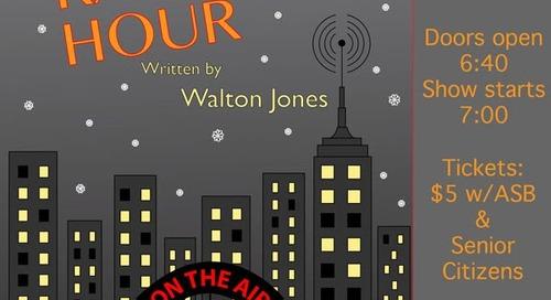Battle Ground High School Presents 'The 1940's Radio Hour'