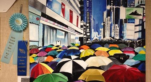 Battle Ground Public Schools Recognizes 56th Student Art Show Winners