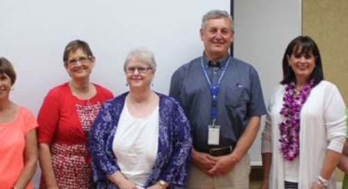 BGPS Says Farewell to 50 Retirees