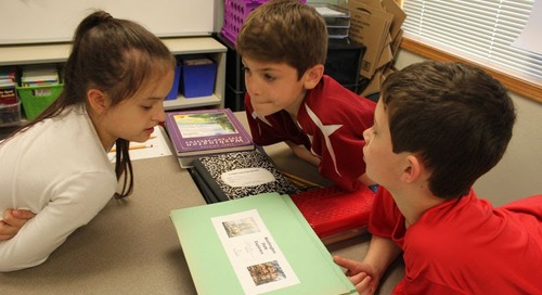 Teachers GLADly Encourage Student Discussions