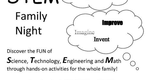 Tukes Valley STEM Family Night