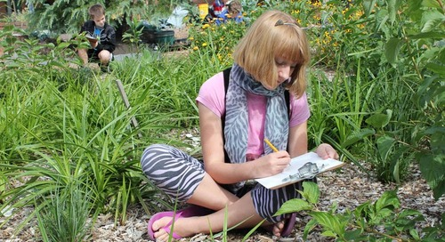 Innovative Classrooms Take Learning Outside