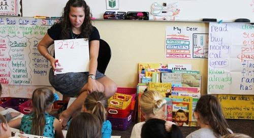 Coaches Plus Practice Equals Effective Math Instruction