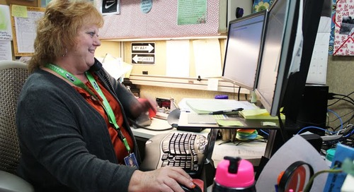 Tech Department to District: Keep Calm and Google It