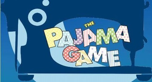 Prairie High School Students Take the Stage for 'The Pajama Game'