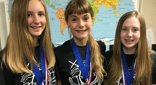 Students win state honors at History Day competition