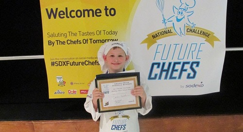 Future Chefs Win Awards with Their Culinary Creations