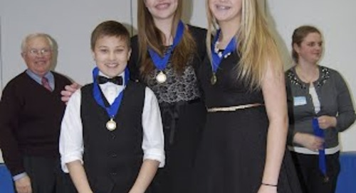 Chief Umtuch And Pleasant Valley Students Win Top Honors At The Regional History Day Competition