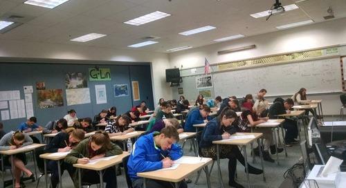 SLIP Test Earns ESL Students High School Credits