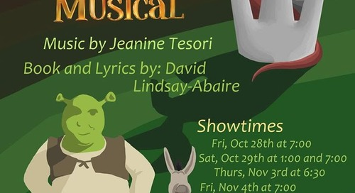 Prairie High School Set to Perform Shrek the Musical