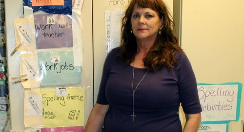 BGPS Teacher Uses Evidence-Based Practices to Educate Students with Autism