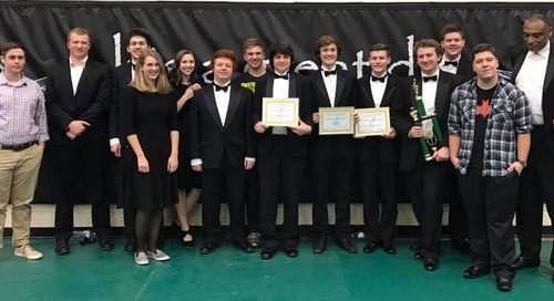 BGHS, Chief Umtuch bands enjoy success at the West Salem Jazz Festival