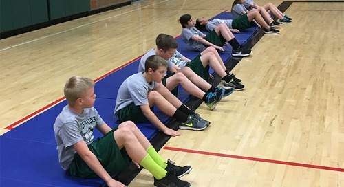 Today's P.E. classes are more than running laps and playing sports
