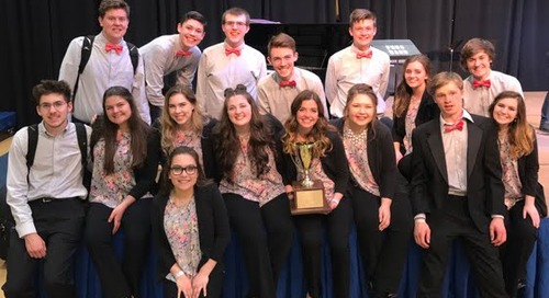 BGHS, Chief Umtuch bands impress at the Pleasant Hill Invitational Jazz Festival