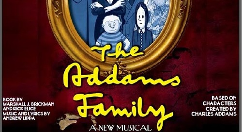 BGHS Drama to perform 'The Addams Family'