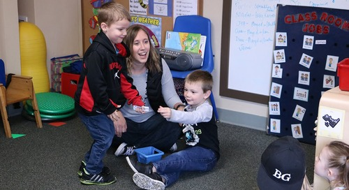 Partnership creates early learning opportunities for BGPS preschoolers