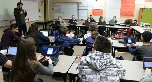 Technology shapes learning for Battle Ground students