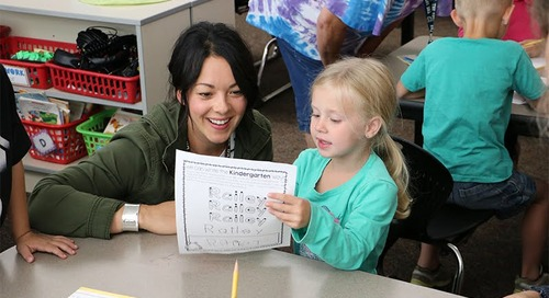New program seeks to give kindergartners a 'Jump Start' on learning