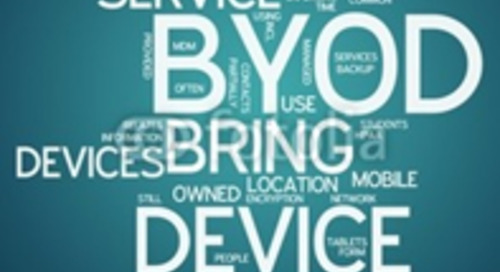 BYOD SUPPORTING CLASSROOM LEARNING
