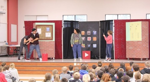 Theater performance helps Battle Ground students take ownership of bullying