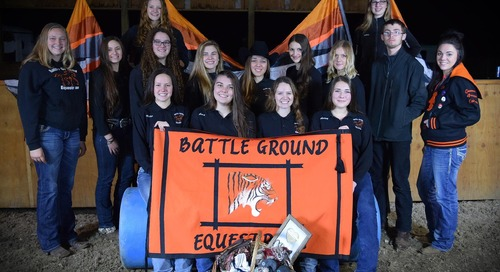 Equine enthusiasts bond at BGHS