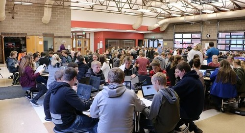Students prepare for High School and Beyond