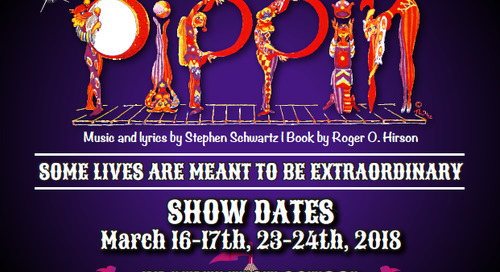 Prairie Drama Club presents Pippin