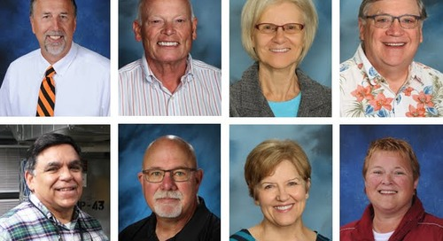 BGPS says so long and farewell to 31 retirees