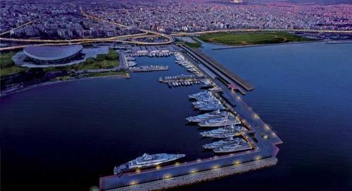 Pop-up Athens Yacht Show 2019 at Athens Marina - The Mega Yacht Mooring