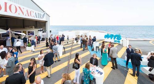 100 days to the 2018 Monaco Yacht Show
