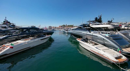 42nd edition of Cannes Yachting Festival