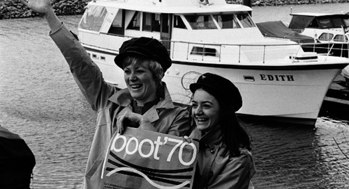 boot really is 50 years old, but it remains as young as ever
