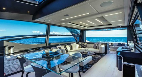 Videoworks unveils new Premium integrated system for production yachts at VYR 2019