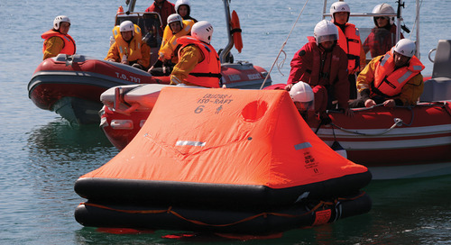 LALIZAS supports the Hellenic Rescue Team