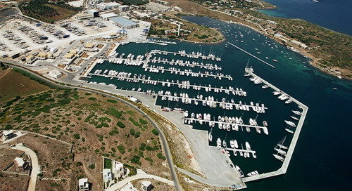 The 1st OLYMPIC YACHT SHOW in Greece