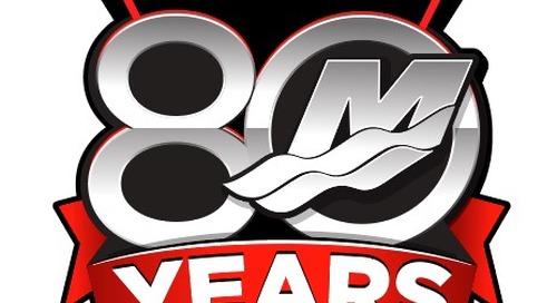 80th anniversary for Mercury Marine
