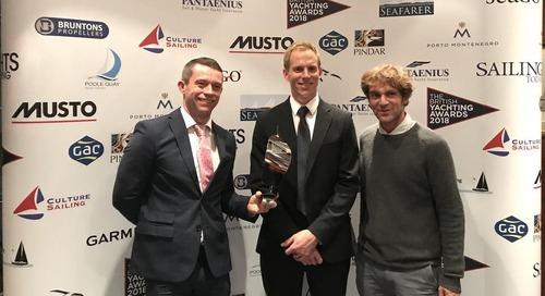 Boatbuilder of the Year 2018 Award for HanseYachts
