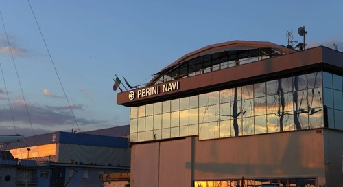 Perini Navi Undertakes Debt Restructuring Procedure
