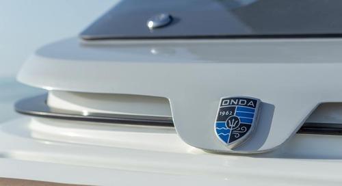 World debut for Onda Tenders 331GT new inboard version