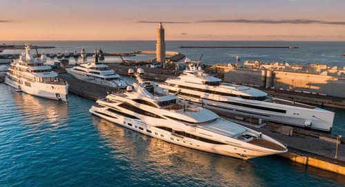 Azimut | Benetti Group is the world's top mega yacht builder