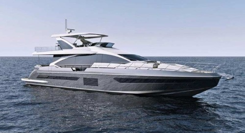 Azimut Yachts in Cannes with 3 worldwide premiere