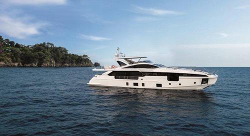 Azimut Yachts at the Monaco Yacht Show