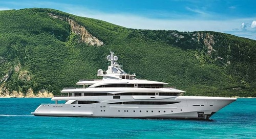 The Big Stars of Ferretti Group at the Monaco Yacht Show