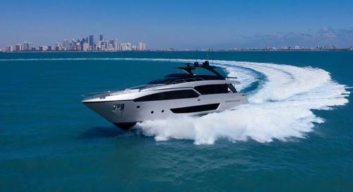 Ferretti Group enchants the Palm Beach International Boat Show 2019