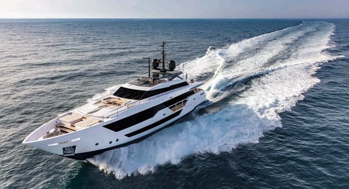 Ferretti with 3 debuts and a fleet of 22 Models at Cannes
