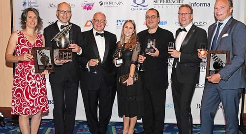 Oceanco's Jubilee wins Top Honors at the 2018 ISSAwards