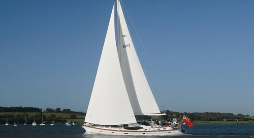 Iconic Yachts: The Oyster 56