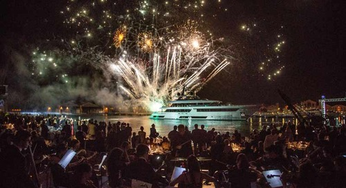 Riva 50 meters makes its debut in the world