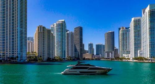 World première in Miami for Riva 90' Argo
