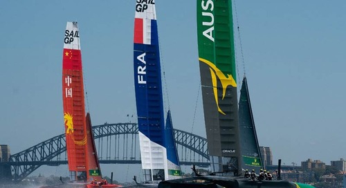 Rolex joins SailGP as Presenting Partner and Official Timepiece